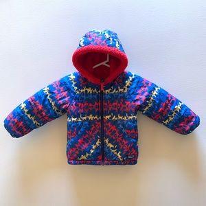 Patagonia Kids Reversible Puffer Fleece 2T